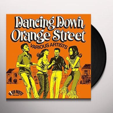 Dancing Down Orange Street / Various Vinyl Record