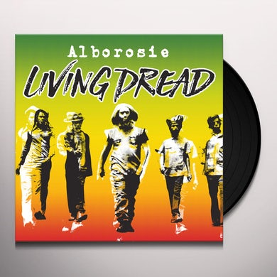 LIVING DREAD Vinyl Record