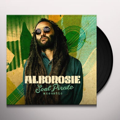 Alborosie SOUL PIRATE - ACOUSTIC Vinyl Record