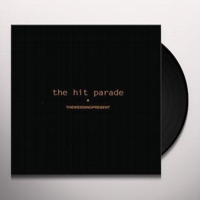 The Wedding Present HIT PARADE Vinyl Record