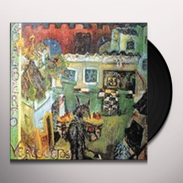 Gualberto VERICUETOS Vinyl Record