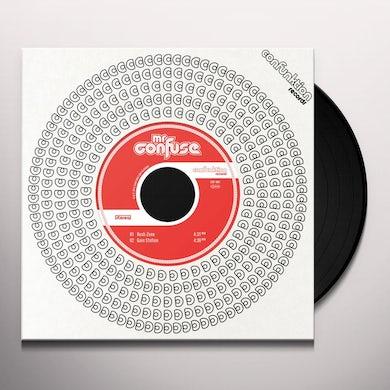 Mr. Confuse RUSH ZONE/GAIN STATION Vinyl Record