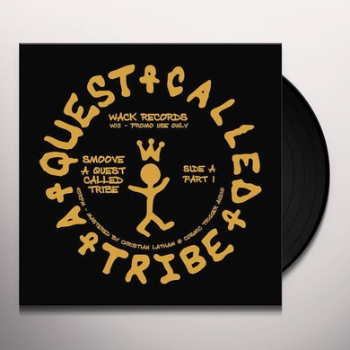Smoove QUEST CALLED TRIBE Vinyl Record