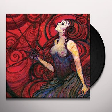 Nachtmystium WORLD WE LEFT BEHIND Vinyl Record