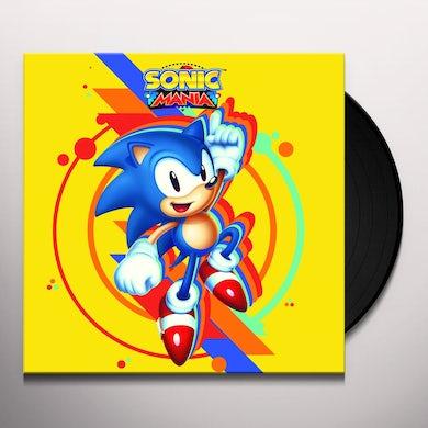 Sonic Mania / O.S.T. SONIC MANIA / Original Soundtrack Vinyl Record