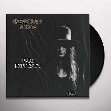 Saint Just PROG EXPLOSION Vinyl Record