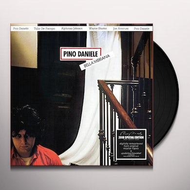 Pino Daniele BELLA MBRIANA Vinyl Record