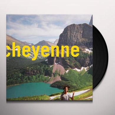 Conner Youngblood CHEYENNE Vinyl Record