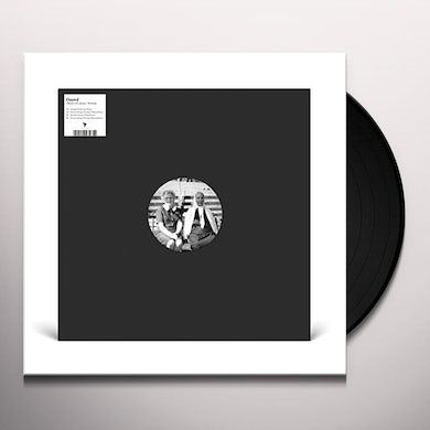 Dauwd THEORY OF COLOURS - VERSIONS Vinyl Record