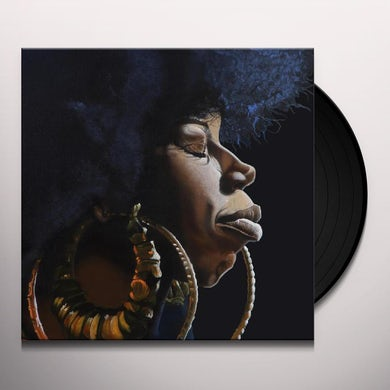 Georgia Anne Muldrow OVERLOAD Vinyl Record