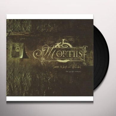 Mortiis SOME KIND OF HEROIN Vinyl Record