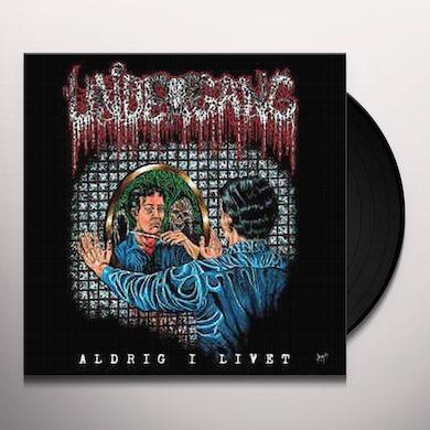 Undergang ALDRIG I LIVET Vinyl Record