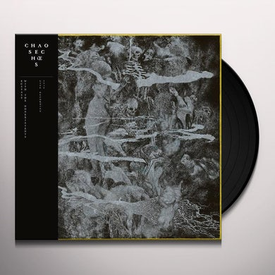 ECSTASY WITH THE NONEXISTENTS Vinyl Record