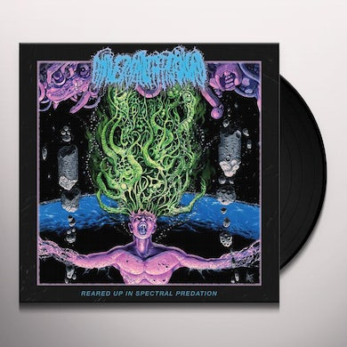 Universally Estranged REARED UP IN SPECTRAL PREDATION Vinyl Record