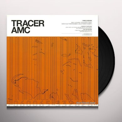Tracer Amc IN RIVERS EP Vinyl Record