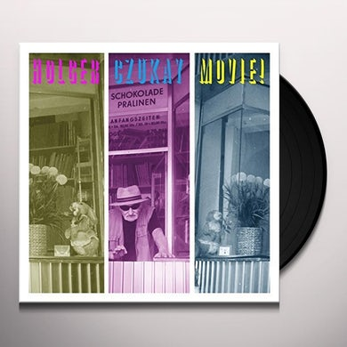 Holger Czukay MOVIE Vinyl Record