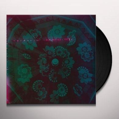Harmonia DOCUMENTS 1975 Vinyl Record