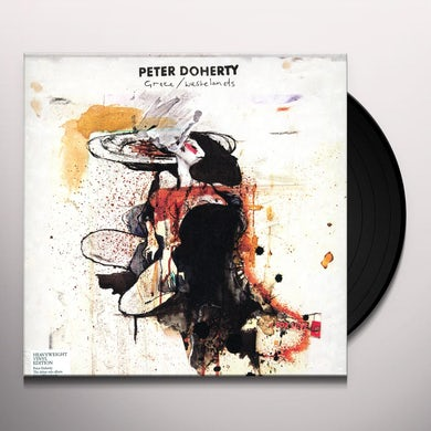 Peter Doherty GRACE / WASTELANDS Vinyl Record