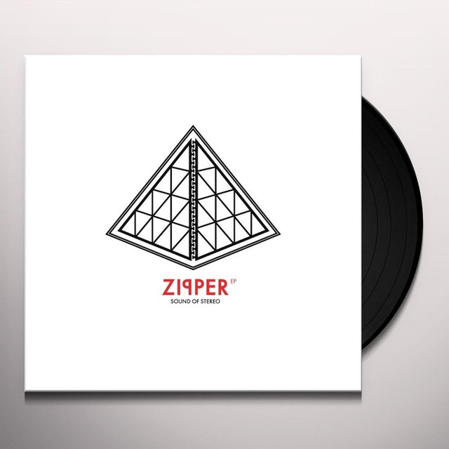 Sound Of Stereo ZIPPER Vinyl Record