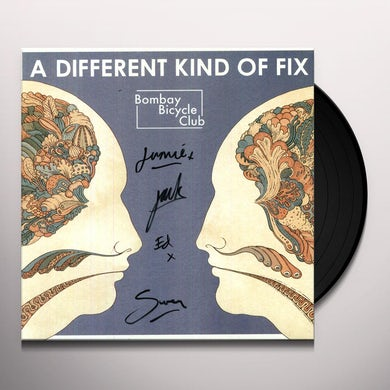 Bombay Bicycle Club DIFFERENT KIND OF FIX Vinyl Record