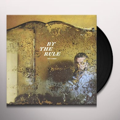 Mick Flannery BY THE RULE Vinyl Record