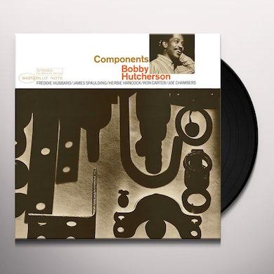 Bobby Hutcherson COMPONENTS Vinyl Record