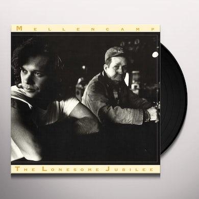 John Mellencamp LONESOME JUBILEE Vinyl Record