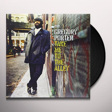Gregory Porter TAKE ME TO THE ALLEY Vinyl Record