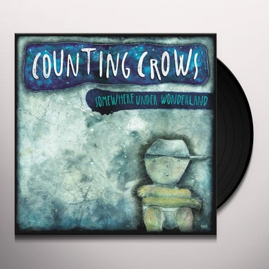 Counting Crows Somewhere Under Wonderland Vinyl Record