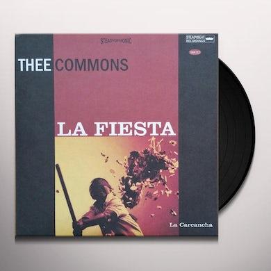 Thee Commons Vinyl Record