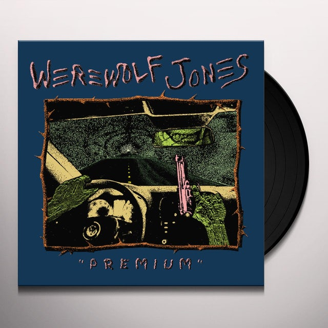 Werewolf Jones