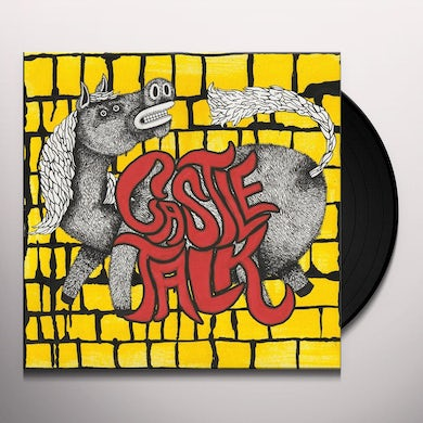 Screaming Females CASTLE TALK Vinyl Record