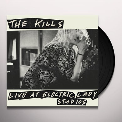 The Kills Live at Electric Lady Studios Vinyl Record