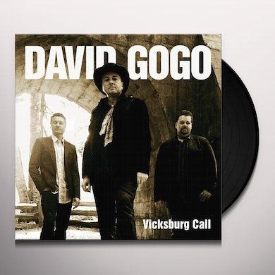 David Gogo VICKSBURG CALL Vinyl Record