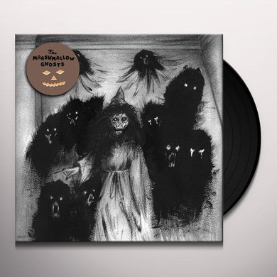 The Marshmallow Ghosts WITCH HAT HOUSE / O.S.T. Vinyl Record