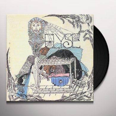 ELYSE ORANGE TWIN Vinyl Record