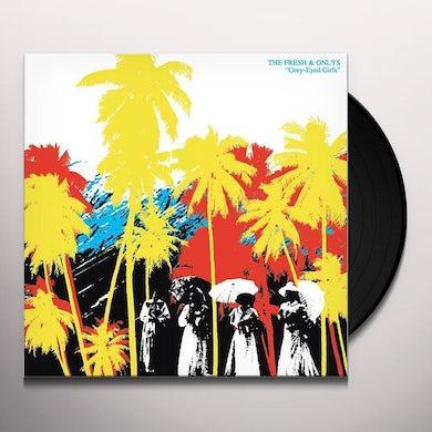 GREY EYED GIRLS Vinyl Record