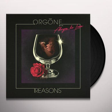 Orgone REASONS Vinyl Record
