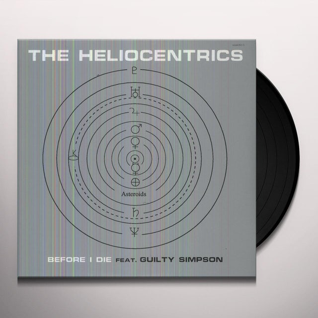 Heliocentrics / Guilty Simpson