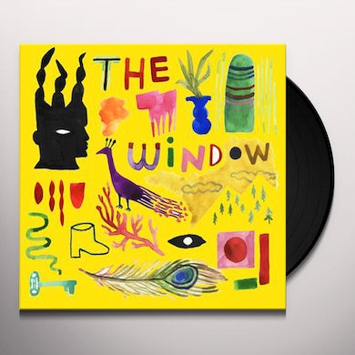 Cecile Mclorin Salvant WINDOW Vinyl Record