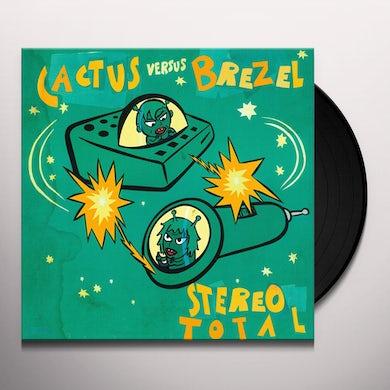 Stereo Total CACTUS VERSUS BREZEL Vinyl Record