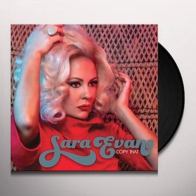 Sara Evans Copy That Vinyl Record