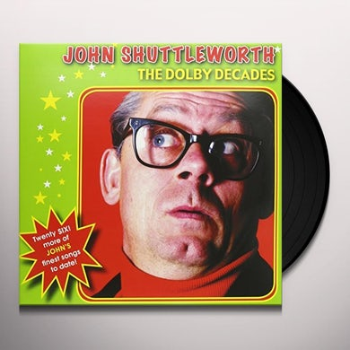 John Shuttleworth DOLBY DECADES Vinyl Record
