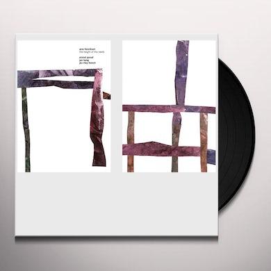 Arve Henriksen HEIGHT OF THE REEDS Vinyl Record