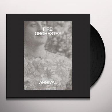 Fire Orchestra ARRIVAL Vinyl Record