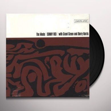 Sonny Red MODE Vinyl Record
