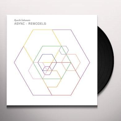 Ryuichi Sakamoto ASYNC REMODELS Vinyl Record