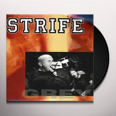 Strife GREY Vinyl Record