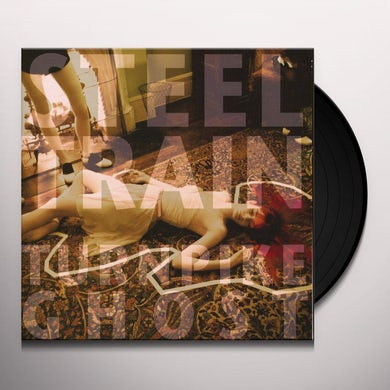 Steel Train LIKE A GHOST ON THE TURNPIKE Vinyl Record