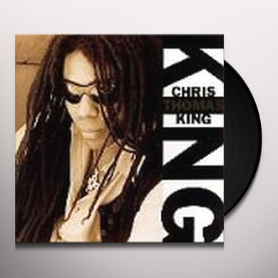 Chris Thomas King Vinyl Record